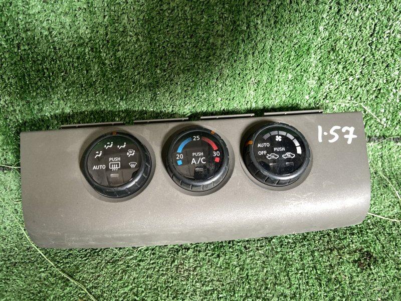 Климат-контроль Nissan Tiida Latio SC11 HR15