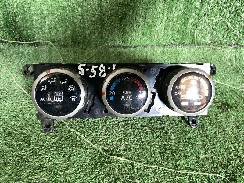 Климат-контроль Nissan Wingroad WFY11 QG15DE