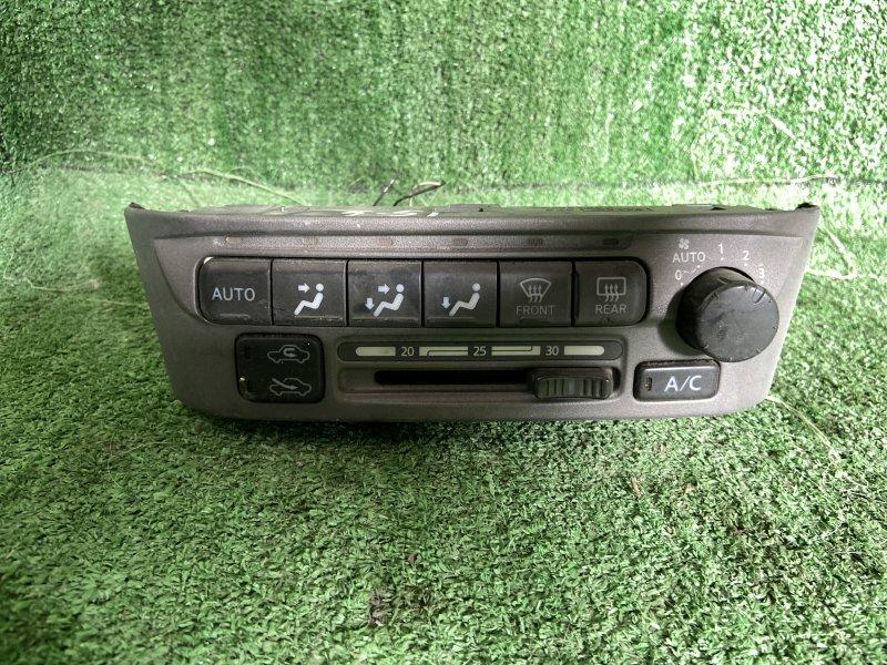 Климат-контроль Nissan Sunny FB15 QG15 2004