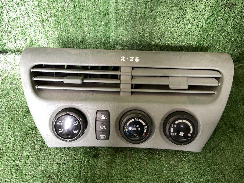 Климат-контроль Toyota Vista SV50 1ZZ