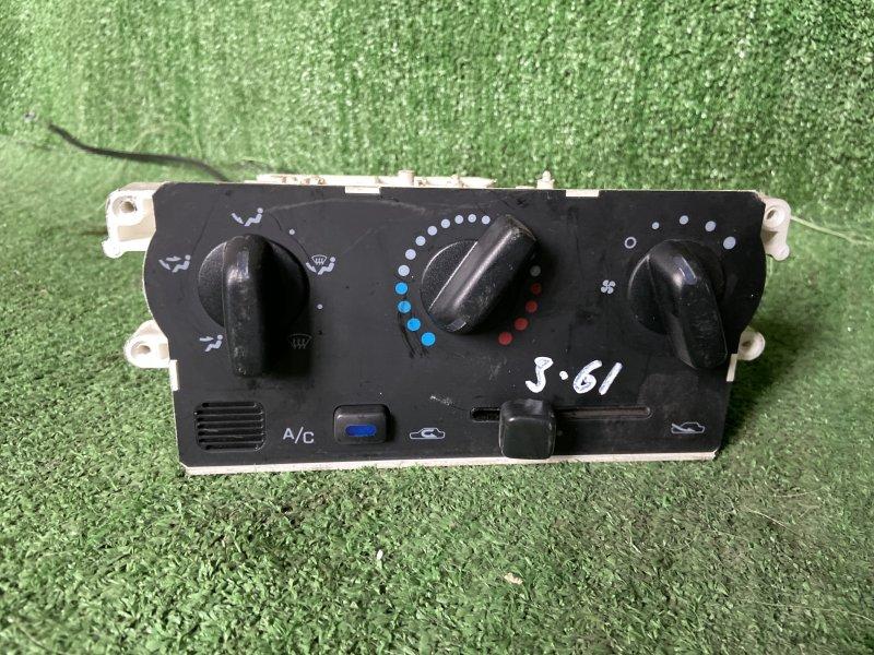 Климат-контроль Nissan Cube AK11 CG13DE 1999