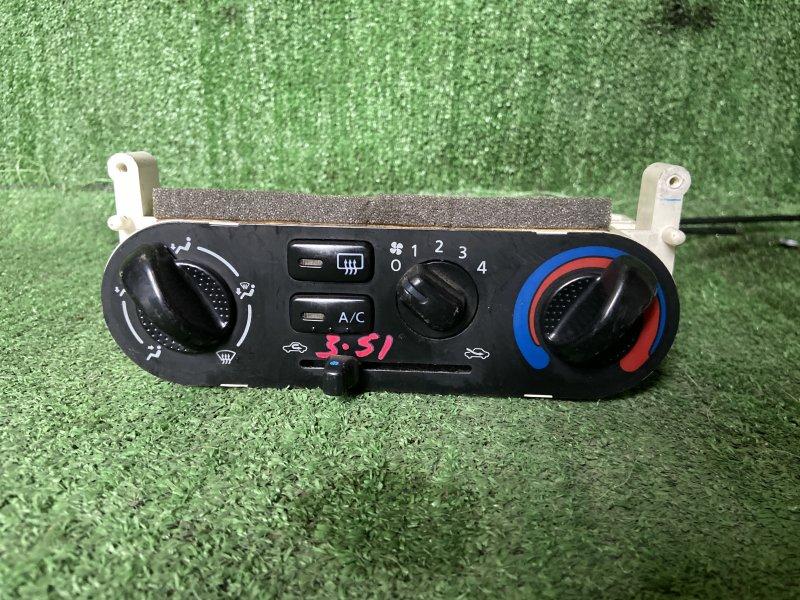 Климат-контроль Nissan Sunny B15 QG15 2001