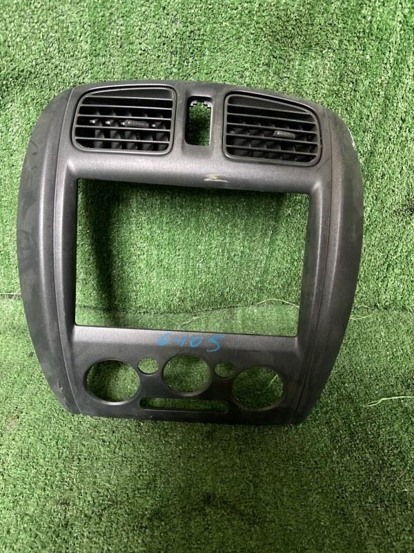 Рамка магнитофона Mazda Familia BJ ZL 2001