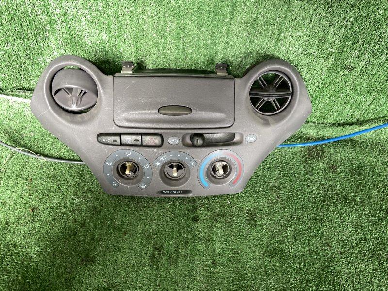 Климат-контроль Toyota Platz SCP11 1SZ 2000