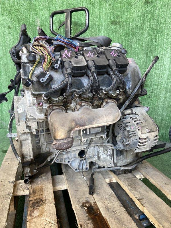 Двигатель Mercedes C-Class W203 M112.916 31 980178 2005
