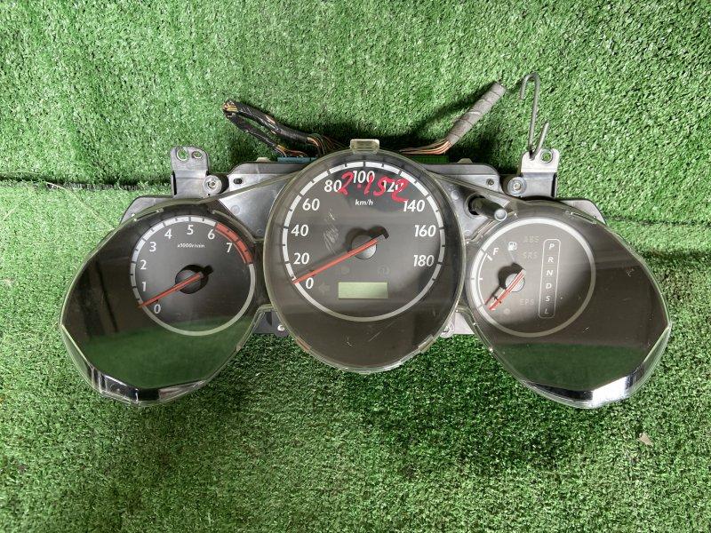 Панель приборов Honda Fit GD1 L13A 2002