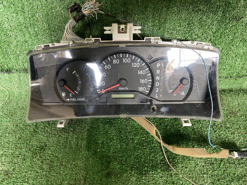 Панель приборов Toyota Corolla NZE121 1NZFE