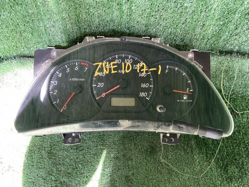 Панель приборов Toyota Wish ZNE10 1ZZ 2003