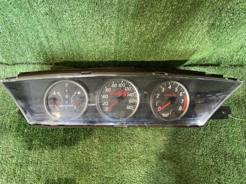 Панель приборов Nissan Primera HP12 QR20 2001