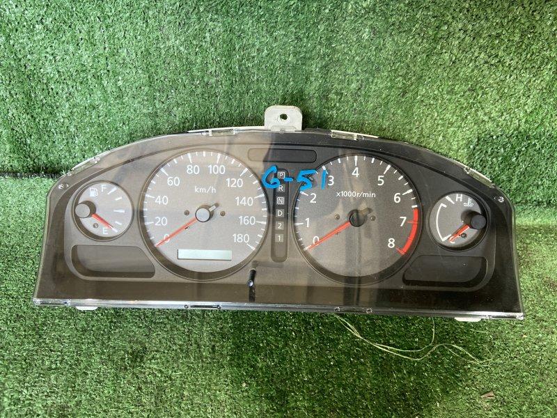 Панель приборов Nissan Sunny B15 QG15