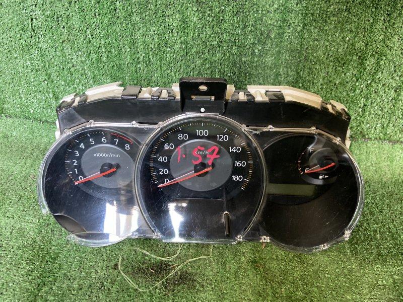 Панель приборов Nissan Tiida Latio C11 HR15
