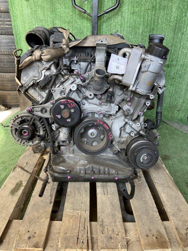 Двигатель Mercedes E-Class W210 M112.941