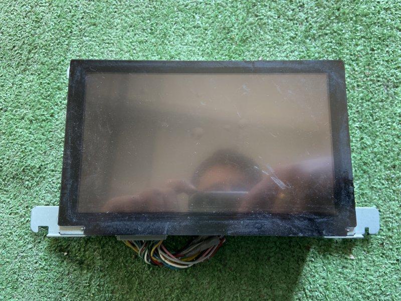 Монитор Nissan Primera HP12 QR20 2001