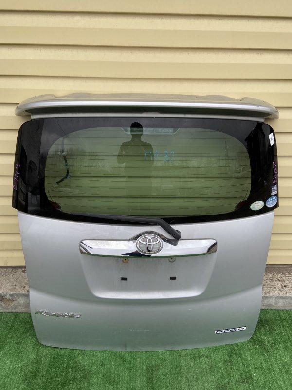 Дверь 5-я Toyota Ractis NCP100