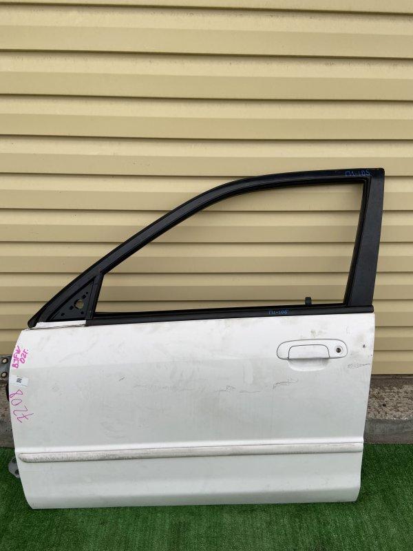 Дверь Mazda Familia BJ3P передняя левая