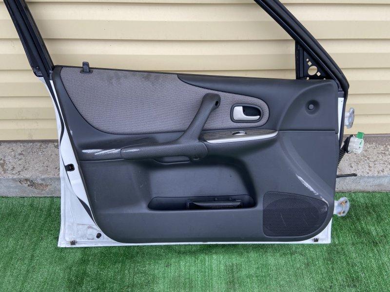 Обшивка дверей Mazda Familia BJFW передняя левая