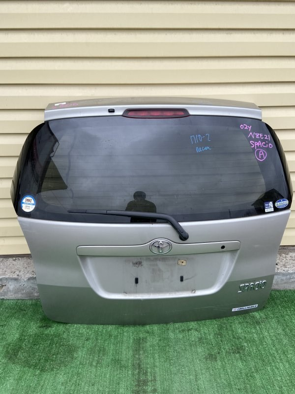 Дверь 5-я Toyota Spacio NZE121 2002