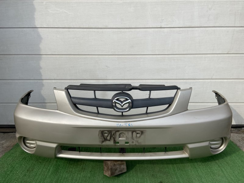 Бампер Mazda Tribute EP3W 2001 передний