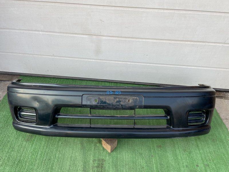 Бампер Mazda Demio DW3W 1998 передний