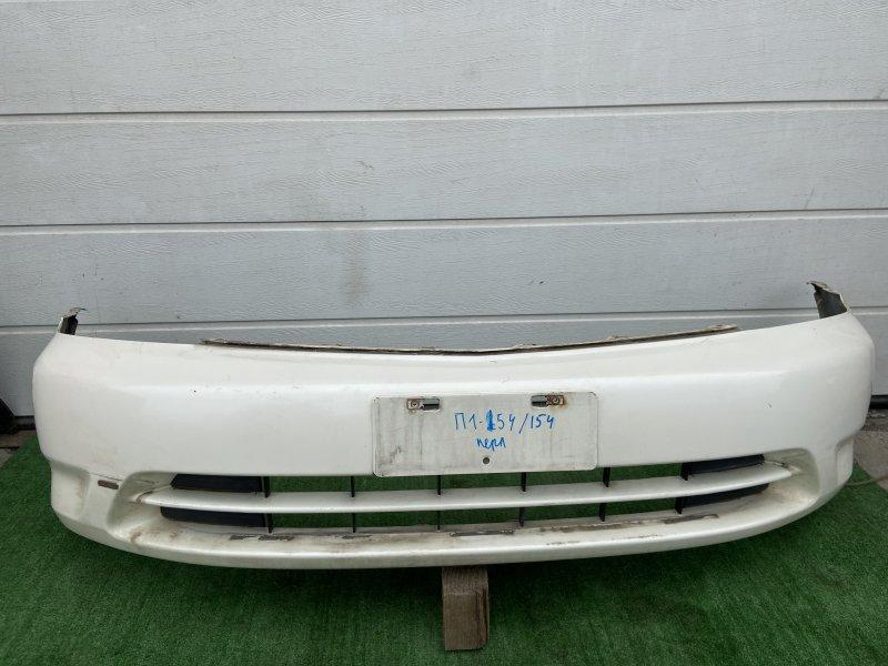 Бампер Honda Stream RN1 передний