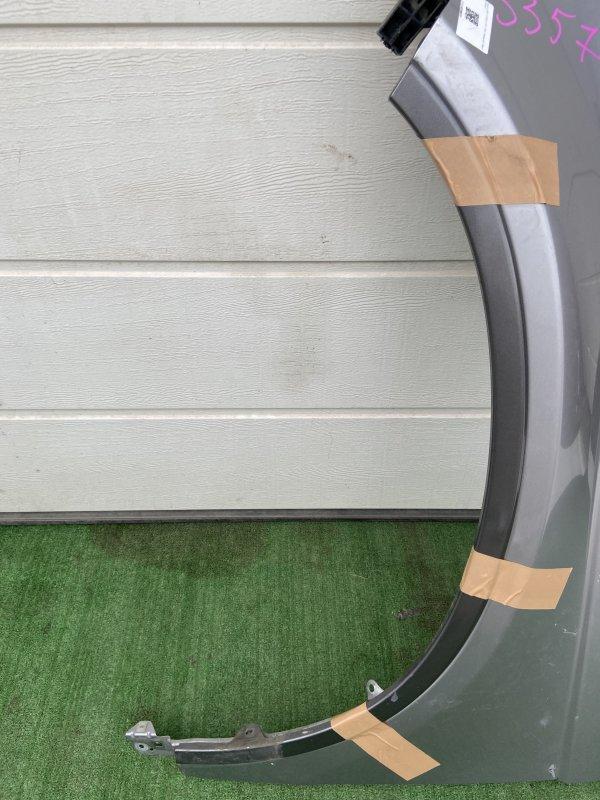 Накладка на крыло Honda Cr-V RE3 передняя левая