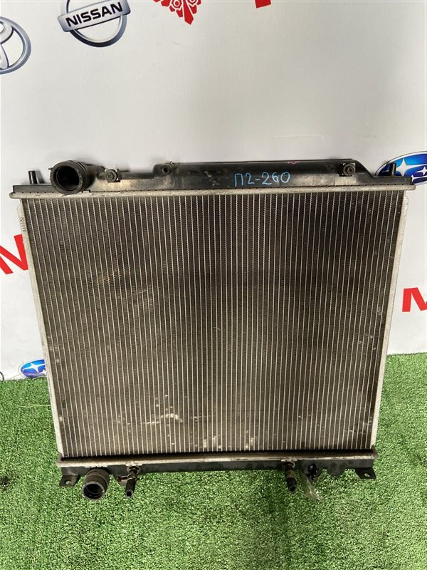Радиатор основной Mitsubishi Delica PB6W 6G72