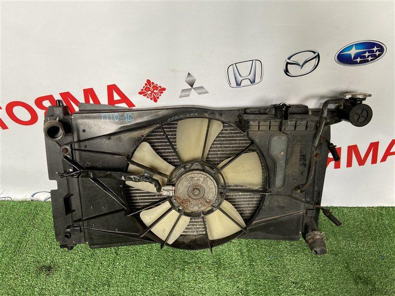 Радиатор основной Toyota Corolla NZE120 1NZ