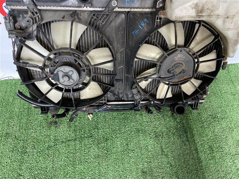 Диффузор радиатора Honda Integra DC5 K20A