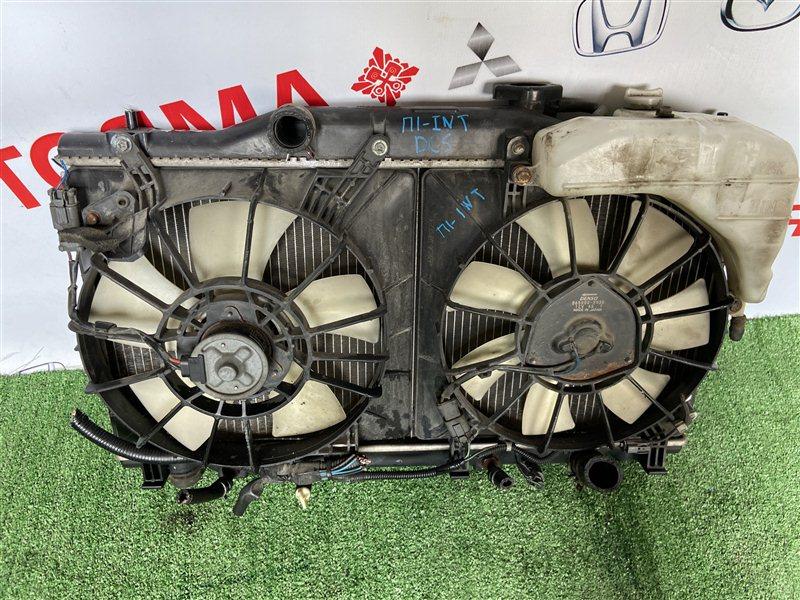 Радиатор основной Honda Integra DC5 K20A