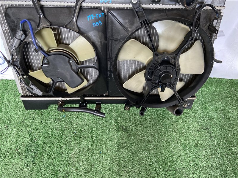Диффузор радиатора Honda Integra DB9 ZC