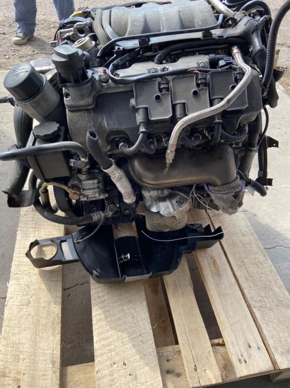 Двигатель Mercedes C-Class W203 M112.912