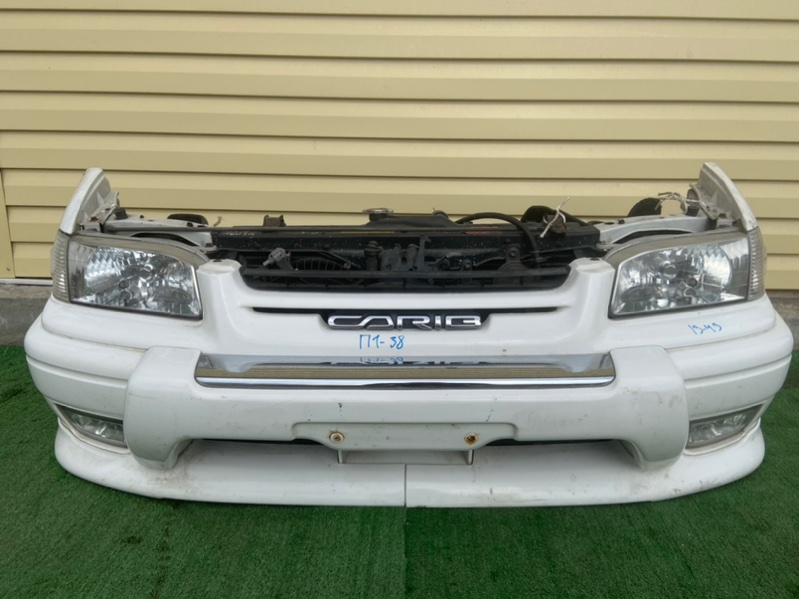 Nose cut Toyota Carib AE111