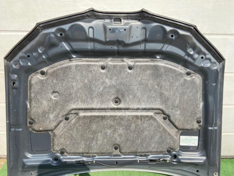 Обшивка капота Subaru Impreza GD2