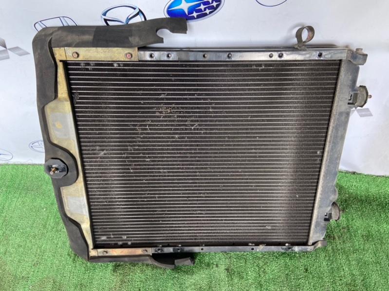 Радиатор основной Mitsubishi Fuso Canter FE530 4D33