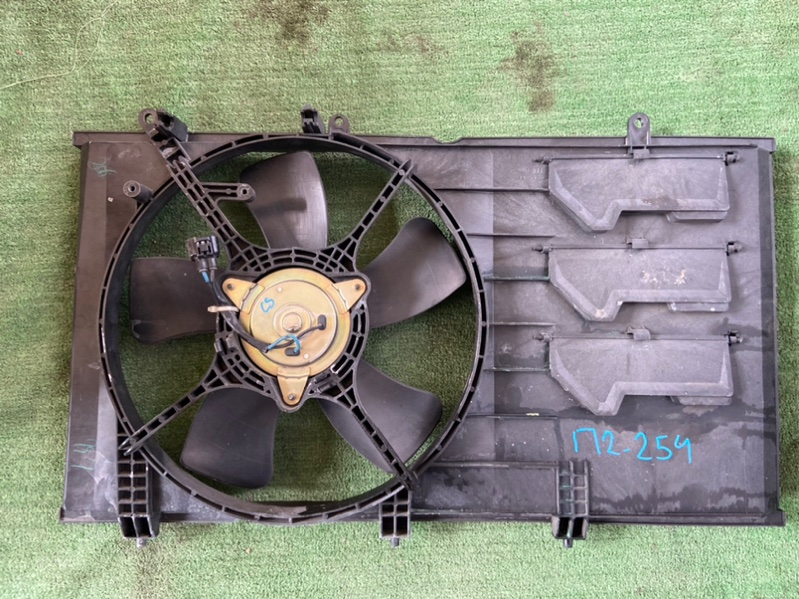 Диффузор радиатора Mitsubishi Lancer CS2A 4G15