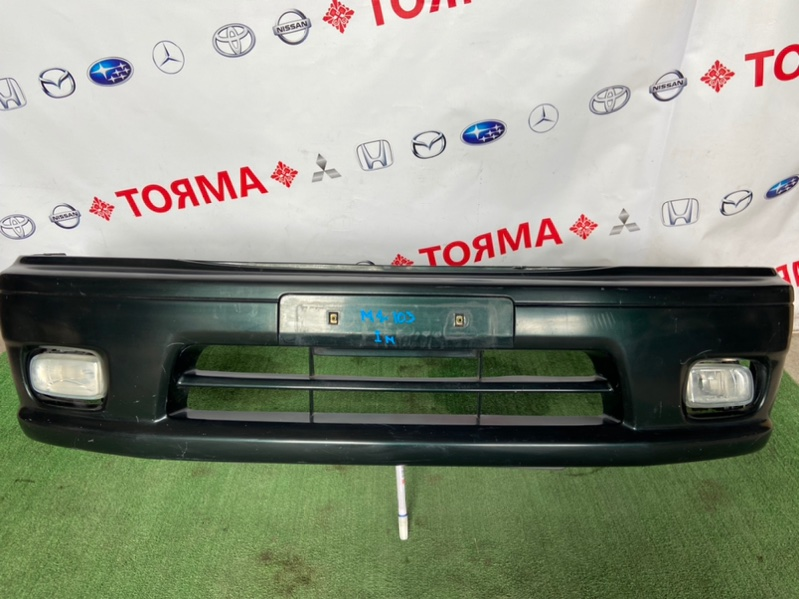 Бампер Mazda Demio DW3W передний