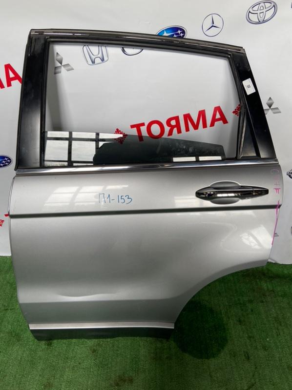 Дверь Honda Cr-V RE3 задняя левая
