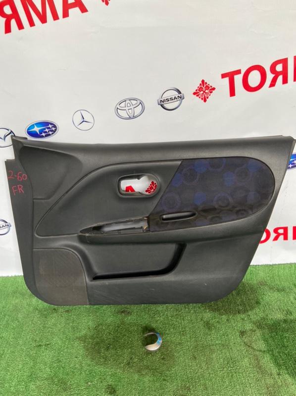 Обшивка дверей Nissan Note E11 передняя правая