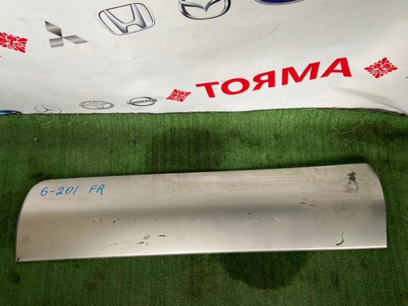 Молдинг на дверь Subaru Forester SG5 передний правый