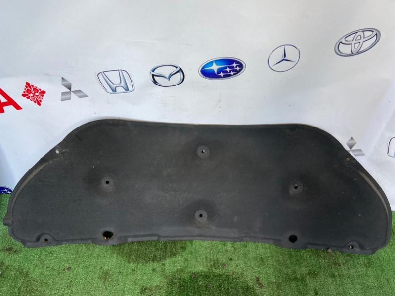 Обшивка капота Toyota Ist NCP60 2004.05
