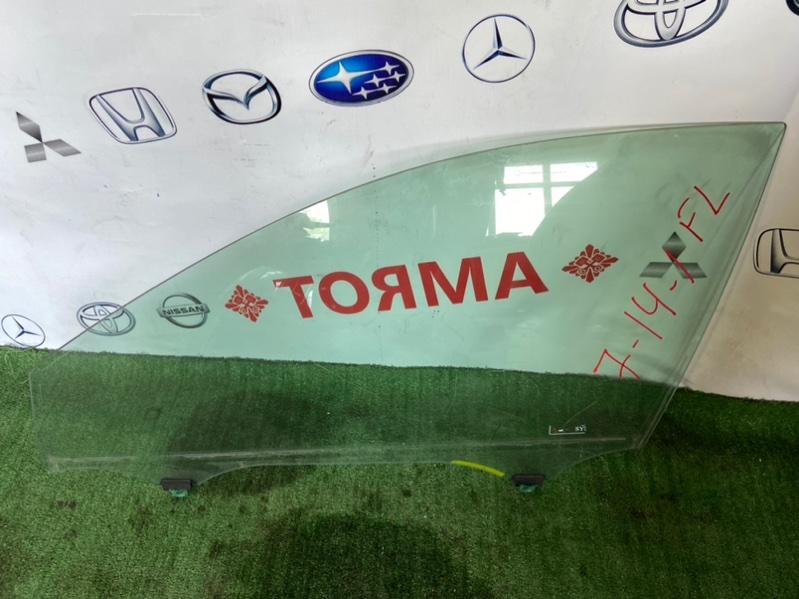 Стекло двери Toyota Camry ACV40 2AZ 2006 переднее левое