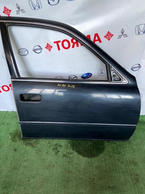 Дверь Toyota Camry CV30 4S 1991 передняя правая