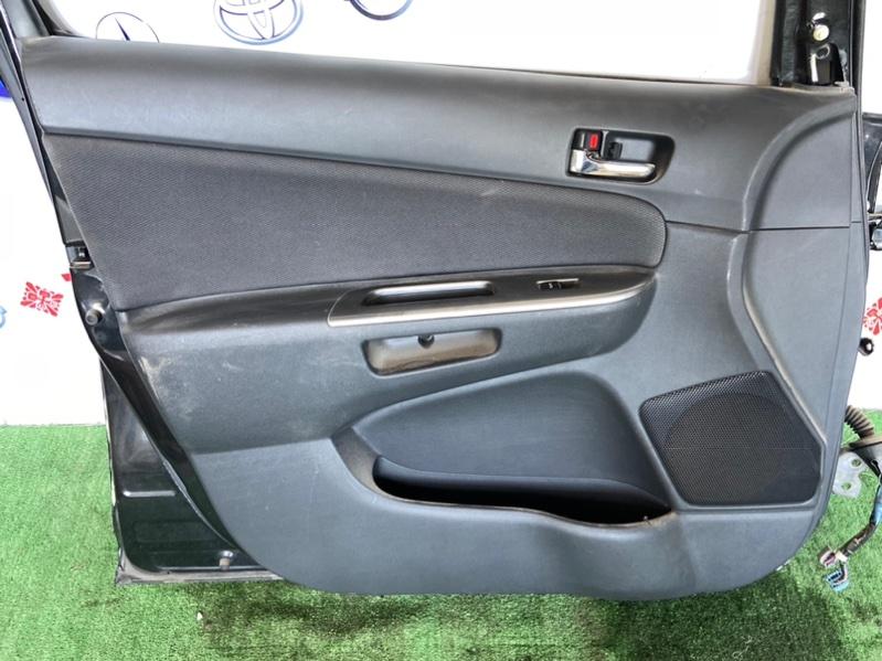 Обшивка дверей Toyota Wish ANE10G передняя левая