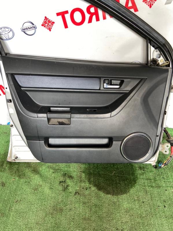 Обшивка дверей Toyota Will Vs NZE127 1ZZ 2003 передняя левая