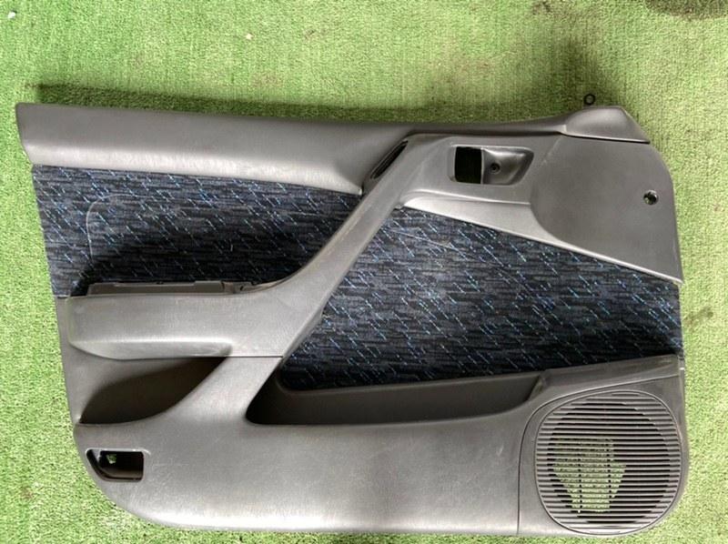 Обшивка дверей Toyota Caldina CT190 передняя левая
