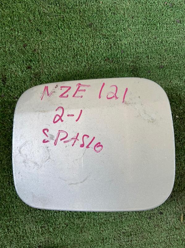 Лючок бензобака Toyota Spacio NZE121N 1NZ