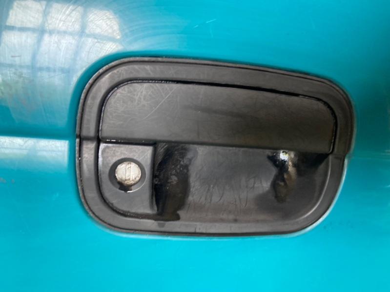 Ручка двери внешняя Mitsubishi Rvr N11W передняя правая