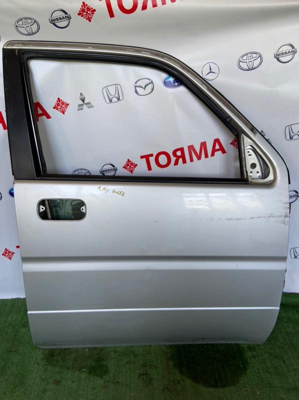 Дверь Honda Step Wagon RF1 B20B 1999 передняя правая