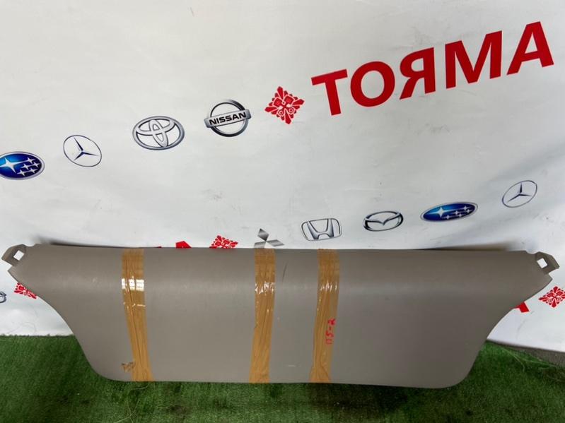 Обшивка крышки багажника Toyota Spacio AE111