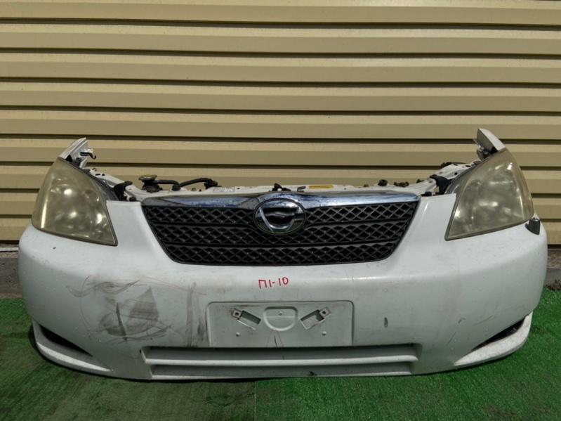 Nose cut Toyota Allex NZE121
